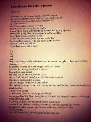 splints-free drinks poem