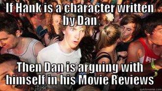 Hank and Dan-Movie Reviews