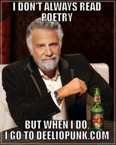 POETRY IS COOL