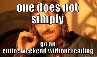 weekend reading!
